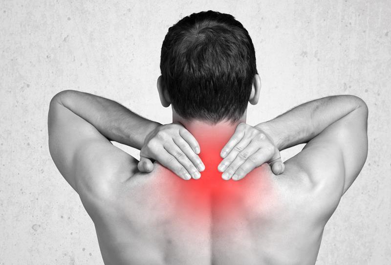 neck pain Richmond, VA